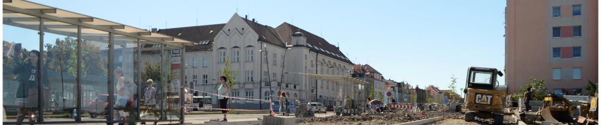 Úpravy náměstí Svobody