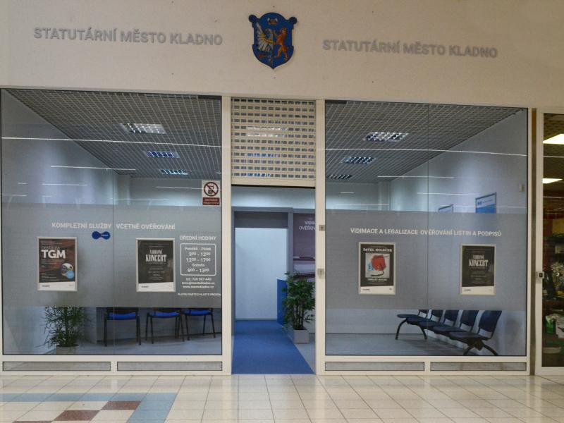 Nový Czech POINT v Tescu