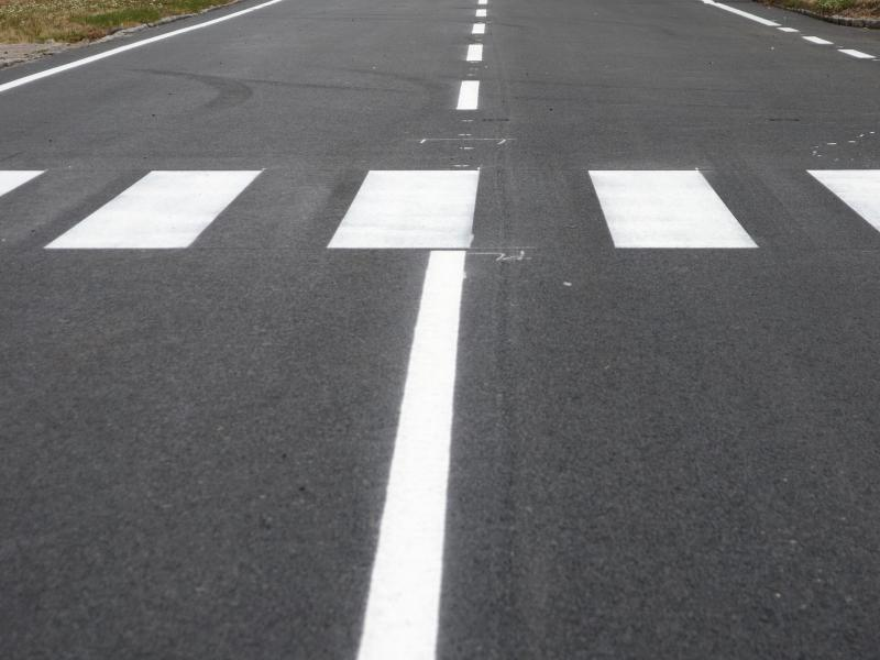 Ulice Pražská - po dokončení rekonstrukce - II. etapa
