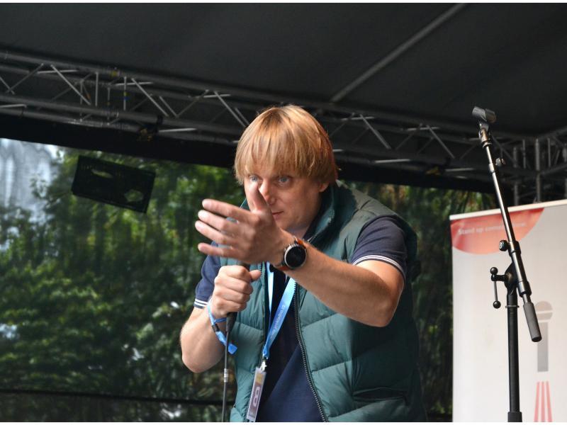 Multižánrový festival KladFest 2018
