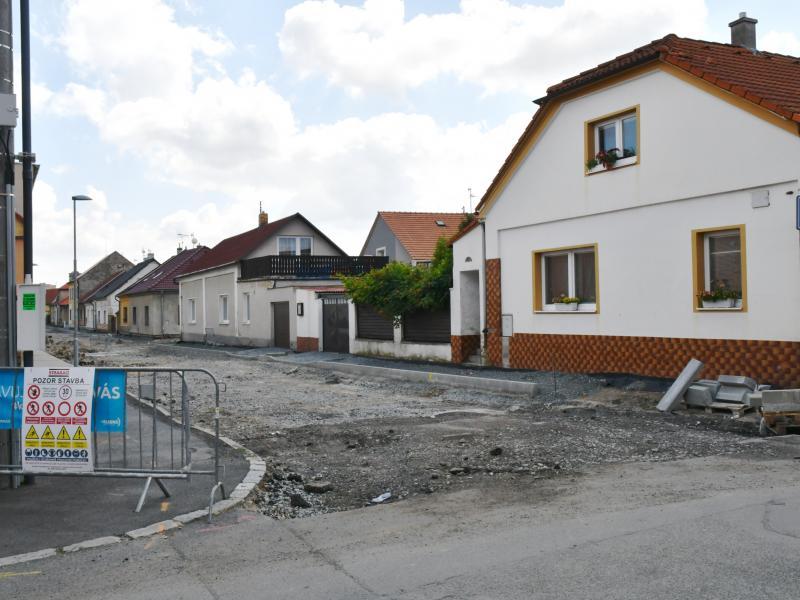 Štefánikova ulice dostane nový povrch