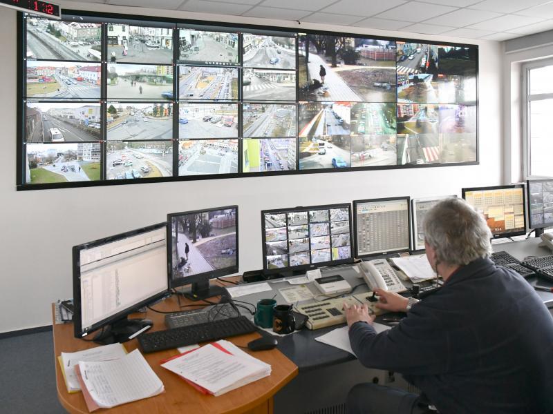 K většímu bezpečí v Kladně přispěje i nové řídící centrum Městské policie