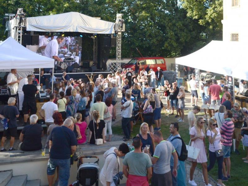 Letní festival s ochutnávkou všeho dobrého