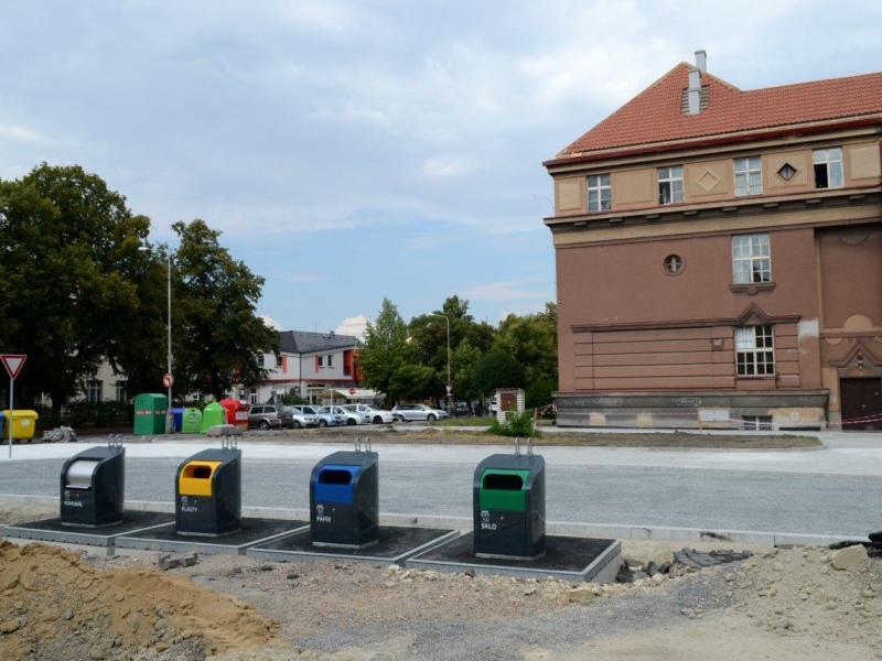 Revitalizace Náměstí Edvarda Beneše
