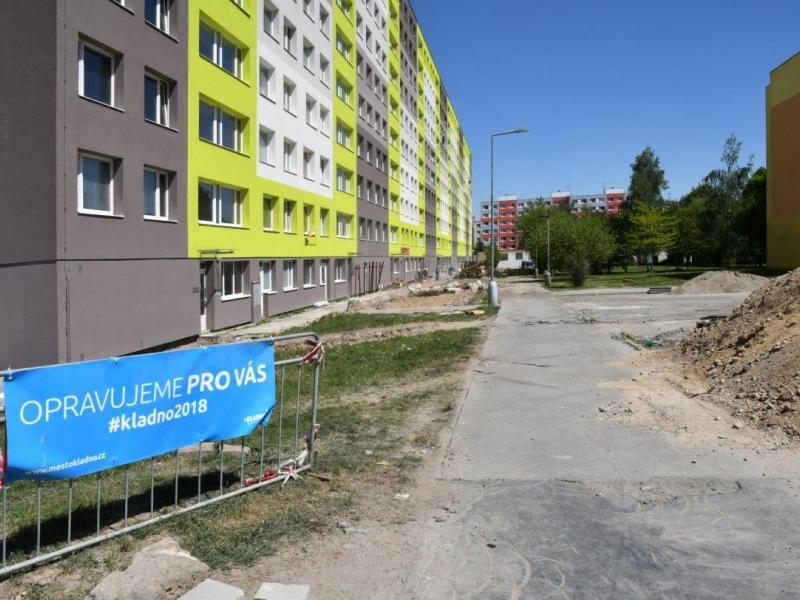 Úprava Švýcarské ulice