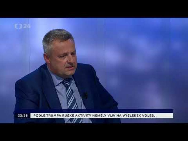 Embedded thumbnail for Stop přílivu nepřizpůsobivých - Milan Volf v České televizi.