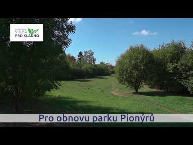 Embedded thumbnail for Pro obnovu parku Pionýrů ve Švervmově
