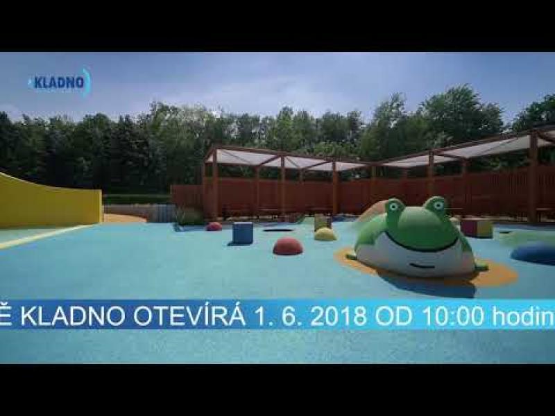 Embedded thumbnail for Koupaliště čeká na první plavce