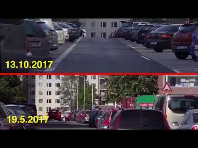 Embedded thumbnail for Rekonstrukce Rabasovy ulice