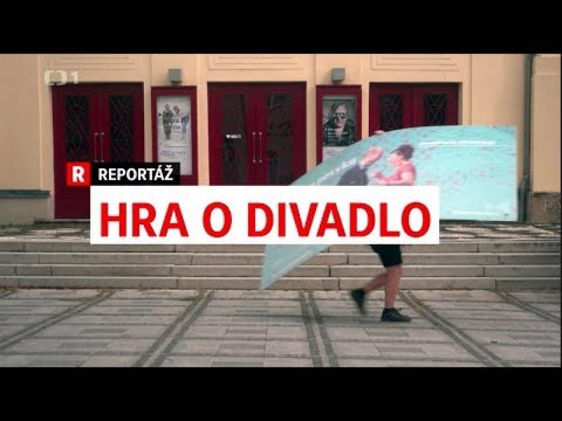 Embedded thumbnail for Likvidace kladenského divadla - Reportéři ČT