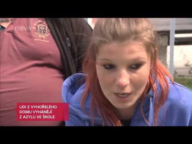 Embedded thumbnail for Nepřizpůsobiví v tělocvičně 5. ZŠ - reportáž TV Nova