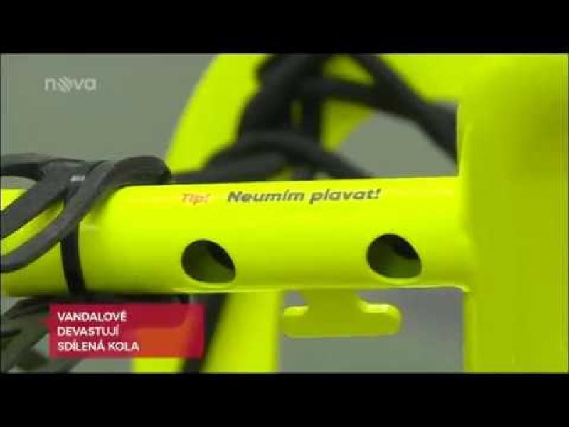 Embedded thumbnail for Kladenská kola zřejmě někdo ničí organizovaně - reportáž TV Nova