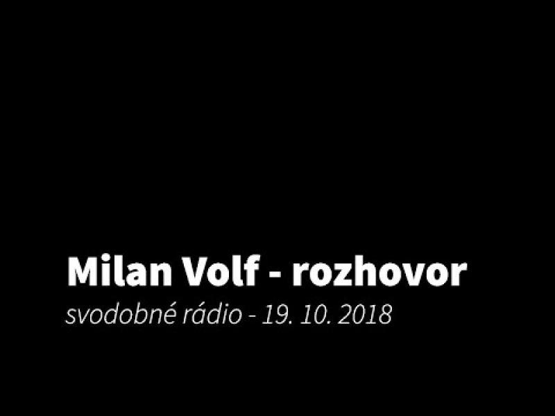 Embedded thumbnail for Otevřený rozhovor o aktuální situaci na Kladně - Milan Volf